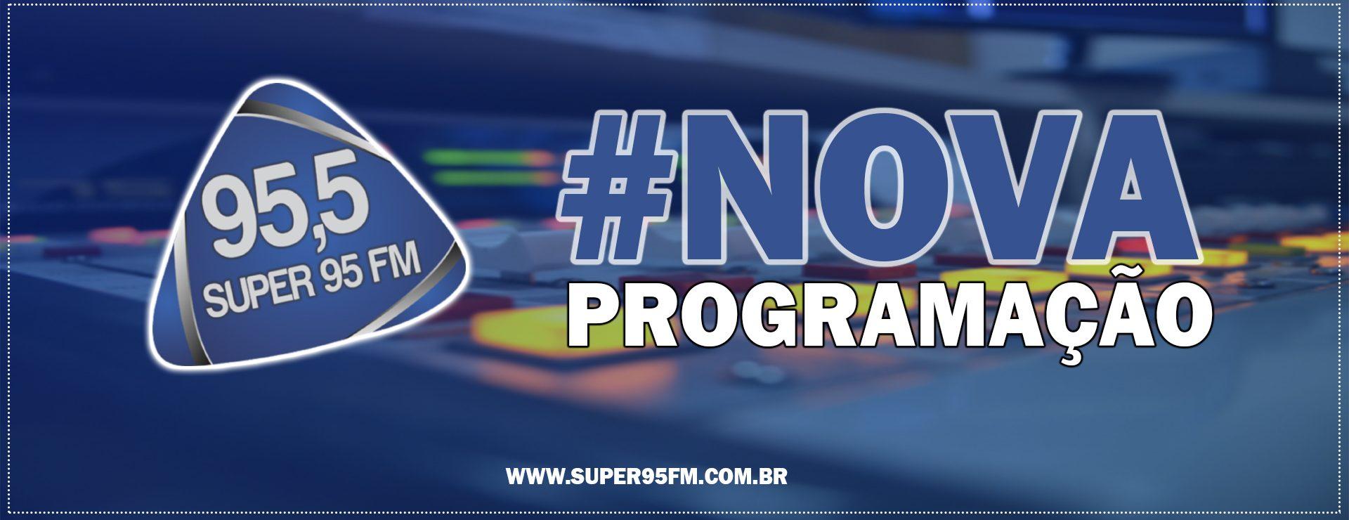 nova programação